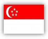 ธงชาติประเทศสิงคโปร์