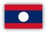 ธงชาติประเทศลาว
