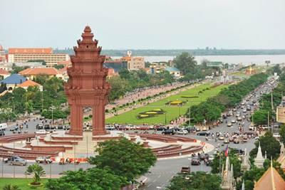 เมืองหลวงประเทศกัมพูชา