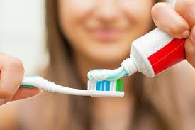 ยาสีฟัน กับการดูแลช่องปาก