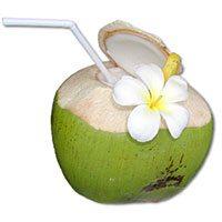 น้ำมะพร้าวอ่อน เครื่องดื่มเพื่อสุขภาพจากธรรมชาติ