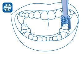 การแปรงฟันอย่างถูกวิธีและการแปรงฟันให้สะอาด