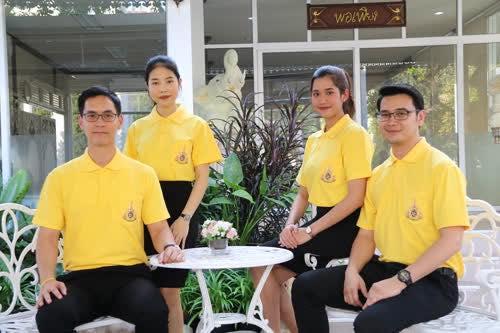 เปิดจองเสื้อโปโลสีเหลืองประดับตราสัญลักษณ์พระราชพิธีบรมราชาภิเษก พุทธศักราช 2562